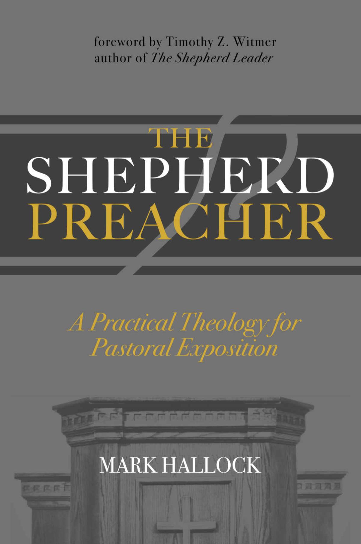 Shepherd Preaching